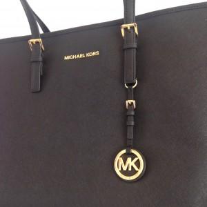 Micheal Kors, Jet Set Travel Medium Saffiano Leather Tote