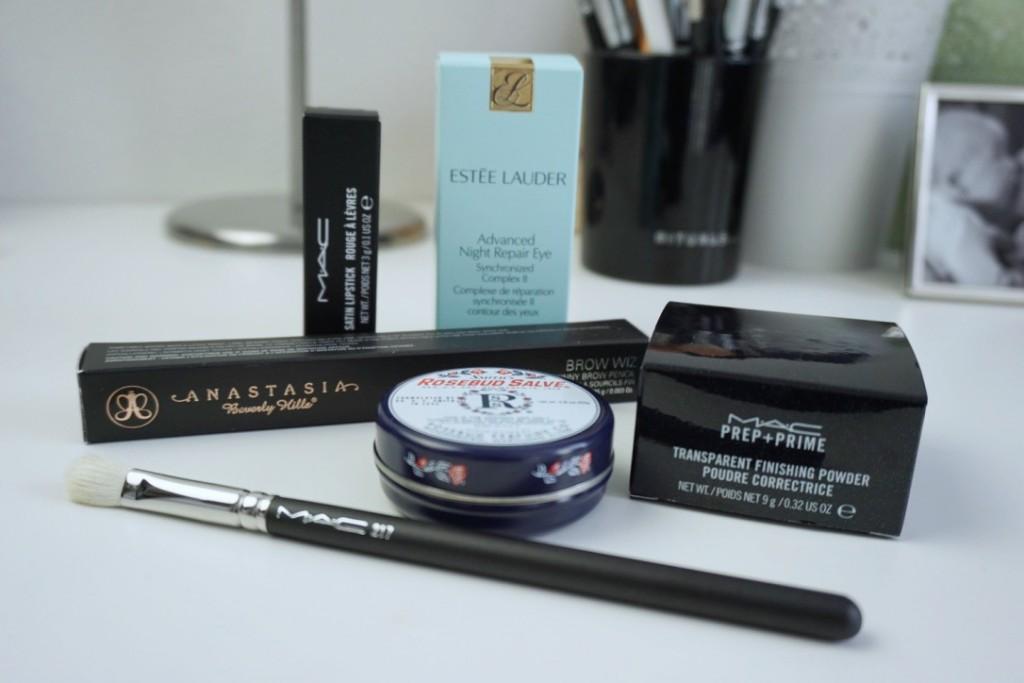 mini beauty shoplog