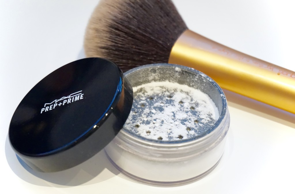 MAC Prep & Prime Transparant Finishing Powder