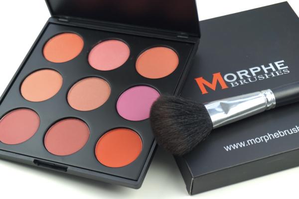 Morphe Brushes The Blushed Blush Palette