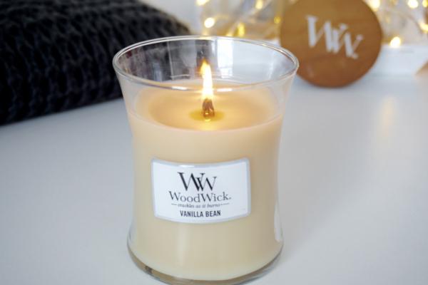 WoodWick kaarsen